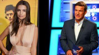 Benjamin Castaldi, Emily Ratajkowski ... le top 5 des personnalités de la semaine