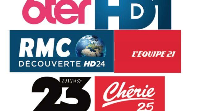 HD1, première chaîne de la TNT HD