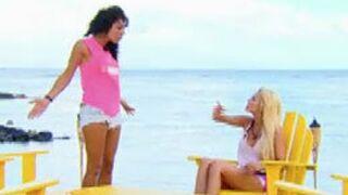 L'île des vérités 4 : Tatiana traite Céline de sorcière, un lapin arrive dans l'aventure