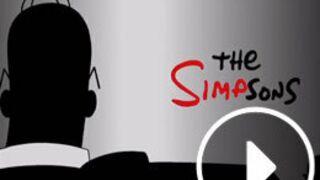Les Simpson rendent hommage à Mad Men