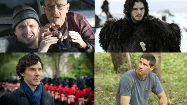 Quelle est la série qui fait le plus mentir ?