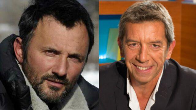 Frédéric Lopez et Michel Cymes, animateurs préférés des Français