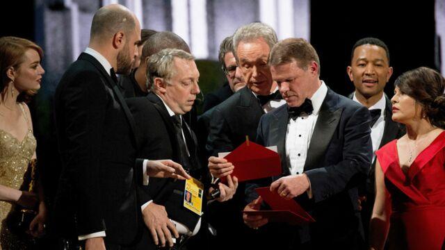 L'incroyable bourde aux Oscars : l'Académie sanctionne les responsables désignés