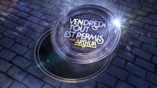 Arthur annonce la diffusion en direct du prochain Vendredi tout est permis
