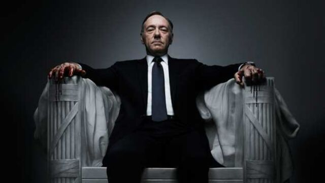 Une saison 3 pour House of Cards ?