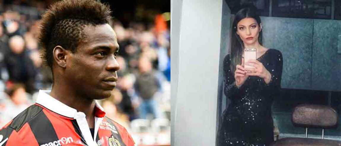 quand mario balotelli drague une pr sentatrice italienne tr s sexy photos. Black Bedroom Furniture Sets. Home Design Ideas
