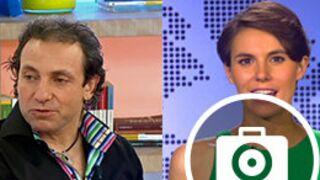 Looks à la télé : la jolie robe d'Emilie Besse, le col original de Philippe Candeloro (24 PHOTOS)