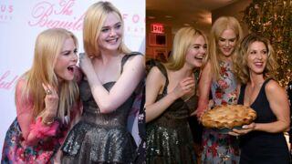 Avant-première Les Proies : Nicole Kidman en extase devant... une tarte aux pommes ! (11 PHOTOS)