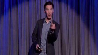 Benedict Cumberbatch : la réponse parfaite à un méchant tweet chez Jimmy Kimmel