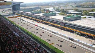 Programme TV Formule 1 : Grand Prix de Chine (Circuit International de Shanghai)