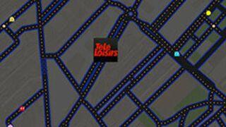 Jouez à Pac-Man dans Google Maps !