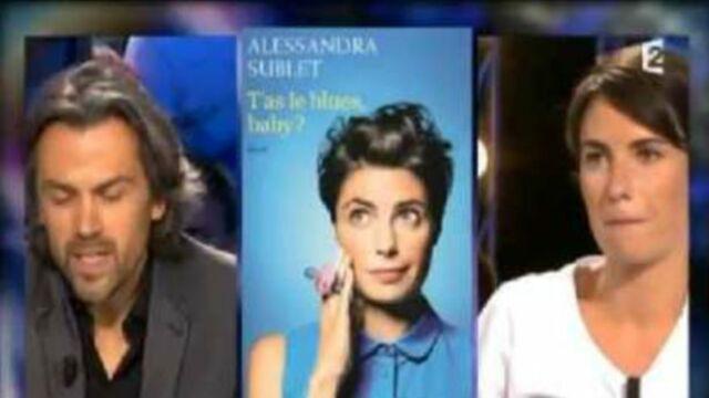 ONPC : Aymeric Caron descend Alessandra Sublet (VIDEO)