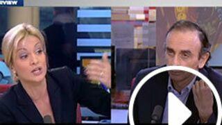 Echange très tendu entre Eric Zemmour et Audrey Crespo-Mara sur LCI (VIDEO)