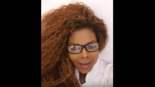 Janet Jackson annonce qu'elle est enceinte sur YouTube ! (VIDEO)