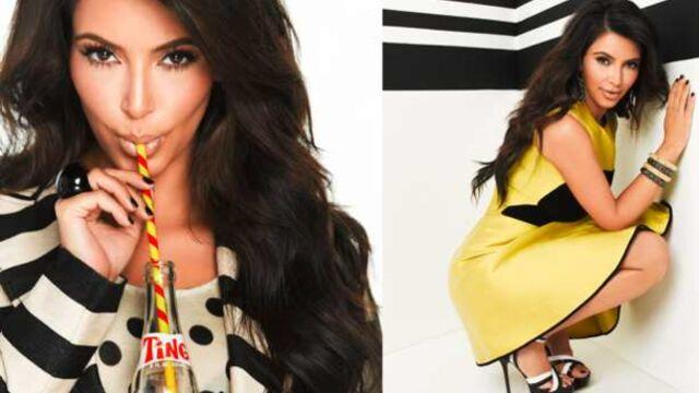 Kim Kardashian, marraine des Anges de la télé-réalité 5