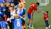 Euro 2016 : Dimitri Payet, Gareth Bale, Sergio Ramos... Quand les footballeurs sont soutenus par leurs enfants (14 PHOTOS)