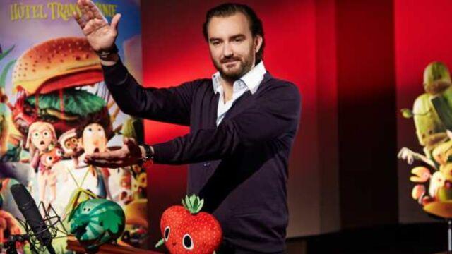 Cyril Lignac : « Je me suis éclaté à faire du doublage »