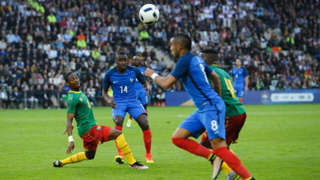 Audiences : TF1 domine la soirée avec un match de football des Bleus