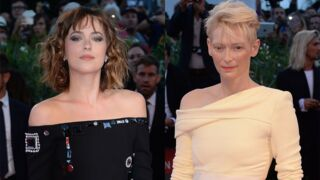 Mostra de Venise : Dakota Johnson et Tilda Swinton, royales pour A Bigger Splash (12 PHOTOS)
