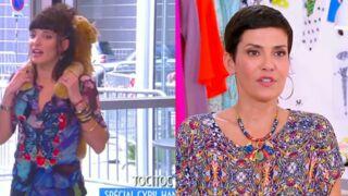 Looks à la télé : Erika Moulet et Cristina Cordula colorées (16 PHOTOS)