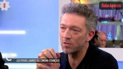 """Vincent Cassel : """"La grande famille du cinéma, ça n'existe pas""""... Le Zapping Ciné (VIDEO)"""