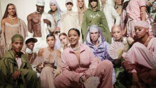 Rihanna superstar de la fashion-week à Paris (PHOTOS)