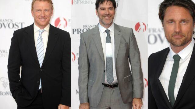 Grey's Anatomy, Esprits criminels… Vos séries et acteurs préférés au Festival de Monte-Carlo (PHOTOS)