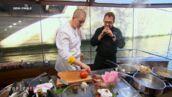 Exclu. Top Chef : pour la demi-finale, Franck piège ses adversaires (VIDEO)