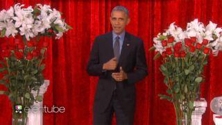 Barack Obama annonce qu'il va gâter sa femme pour une Saint-Valentin sexy (VIDEO)
