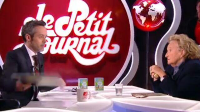 Yann Barthès s'offre Bernadette Chirac sur son plateau (VIDÉO)