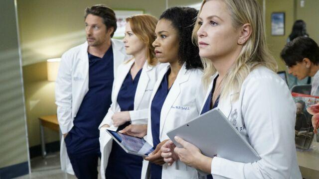 Audiences : Grey's Anatomy (TF1), une petite victoire devant Dix pour cent (France 2)