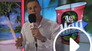 """Matthieu Delormeau sur le remplacement d'Ayem par Caroline Receveur : """"J'étais hésitant"""" (VIDEO)"""