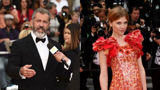 Cannes 2016 : Mel Gibson, Clémence Poésy… Dernière montée des marches (PHOTOS)