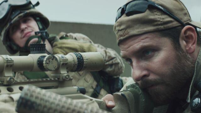 La sortie ciné de la semaine : Clint Eastwood et Bradley Cooper cartonnent avec American Sniper