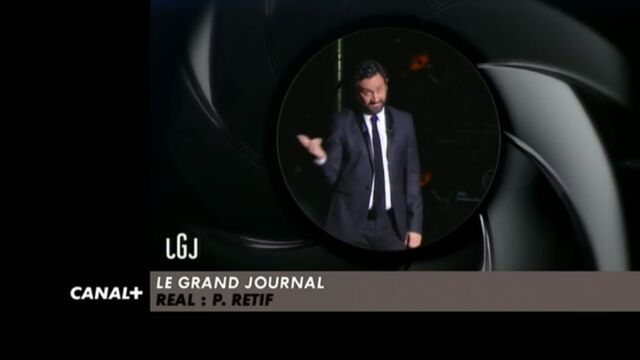 Cyril Hanouna taclé par le Zapping de Canal + (VIDEO)
