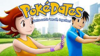 Pokémon Go : et maintenant, un site de rencontres pour chasser à deux !