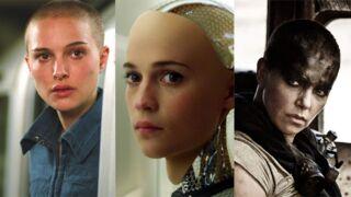 Natalie Portman, Charlize Theron... Ces actrices qui ont osé le crâne rasé (19 PHOTOS)