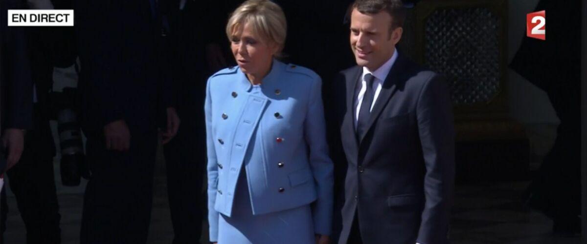 Coûte Le D'emmanuel Cérémonie Costume D'investitureCombien Macron qzMpSVUG