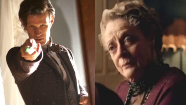 Doctor Who, Downton Abbey : les audiences des épisodes de Noël