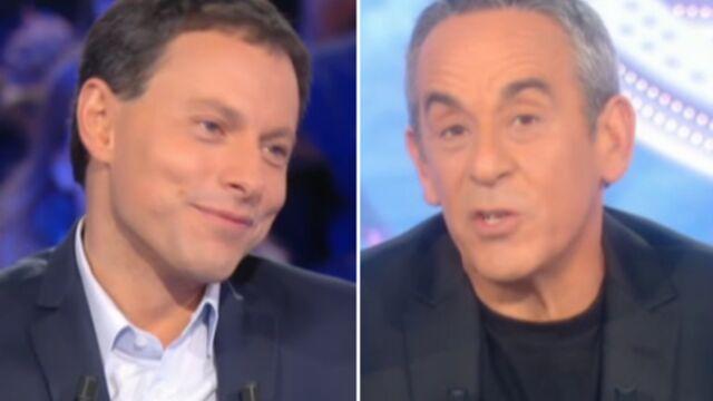 Thierry Ardisson et Marc-Olivier Fogiel rigolent de leurs clashs passés (VIDÉO)