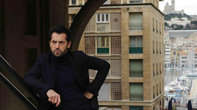 """Frédéric Diefenthal : """"À Marseille, il y a moins de crimes qu'ailleurs"""""""