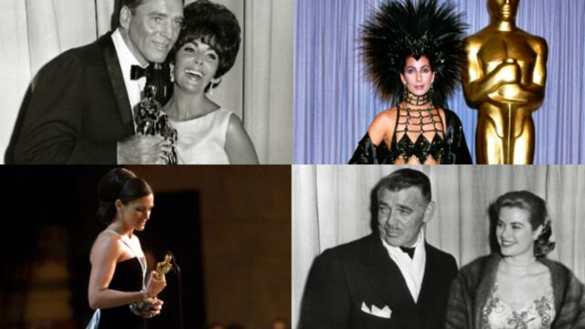Oscars : revivez la légende d'Hollywood (PHOTOS)