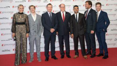 Stana Katic, Michael Weatherly... Les coulisses de l ouverture du 57e  Festival de Télévision de Monte-Carlo da3744a8117c