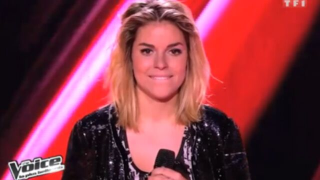 The Voice : Sophie Tapie se prend pour Rihanna (VIDEO)