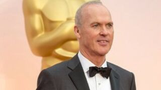 Oscars 2015 : quand Michael Keaton, battu, range son discours de remerciement (VIDEO)