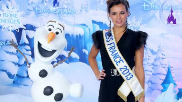 Miss France 2013, Estelle Denis, Jean-Pierre Pernaut… Les stars fêtent Noël à Disneyland Paris (PHOTOS)