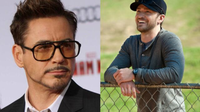 Carnet rose : une petite fille pour Iron Man et un heureux événement pour Justin Timberlake