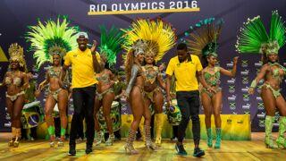 Jeux Olympiques : Usain Bolt s'entraine… à la samba !