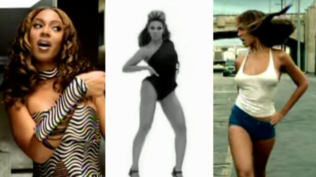 Beyoncé : le top 5 de ses clips les plus hot (VIDEOS)