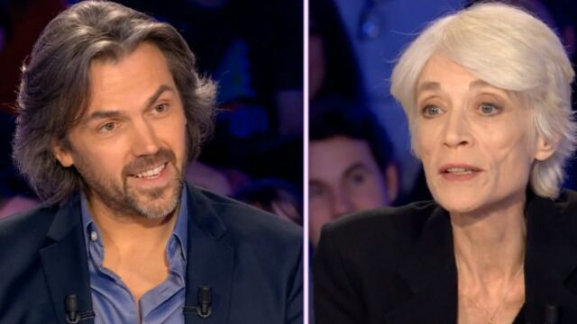 Françoise Hardy allume le «sadique» Aymeric Caron (VIDÉO)